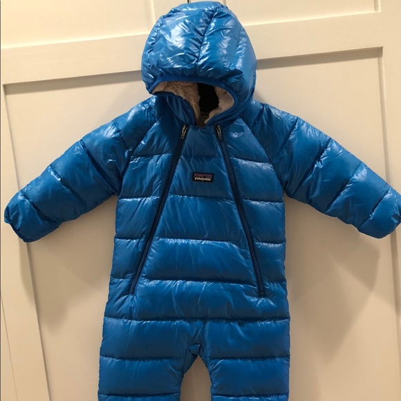 6553eef2f Patagonia Infant High-Loft Down Sweater Bunting. M_5abf9f2a84b5cecde92ce3cb